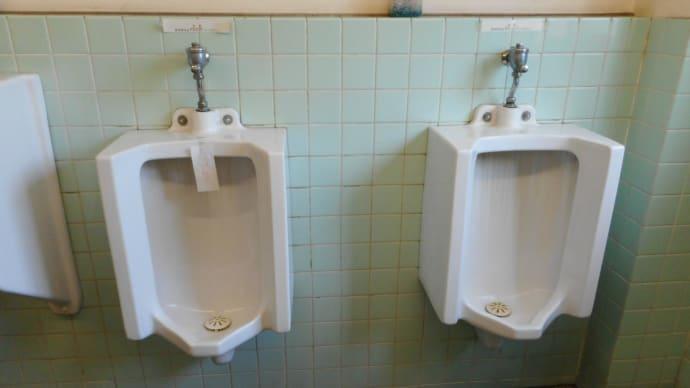 尿石による小便器の詰まり修理・・・千葉