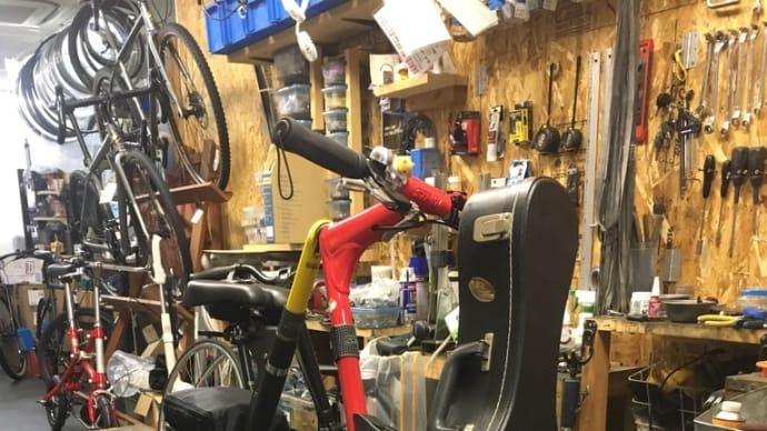 ストライダ STRAIDA  旅自転車カスタム