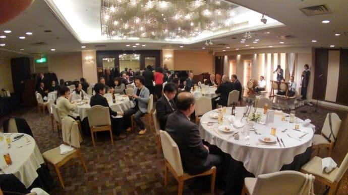 立川おはやし保存会の新年会に行ってきました。