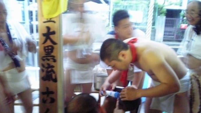 古ノ一懐古2007年台風