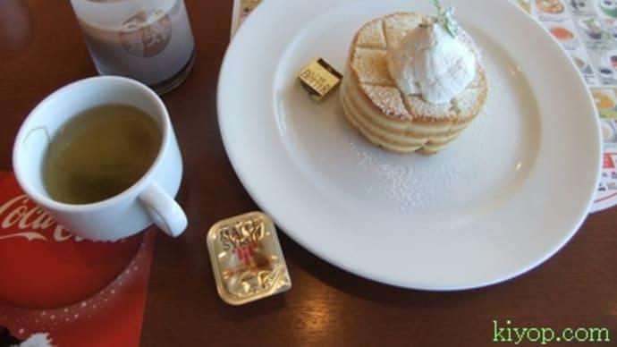 23年12月5日の食事(ガストのスイーツモーニング)