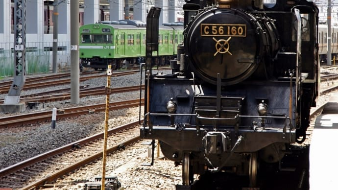 C56160 ・ JR京都駅