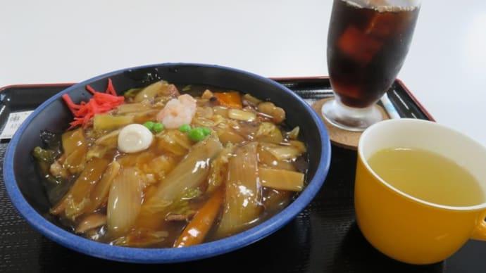 札幌でランチ(10) 白石区役所食堂にて