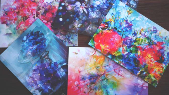 アートカードコレクション / 001-005