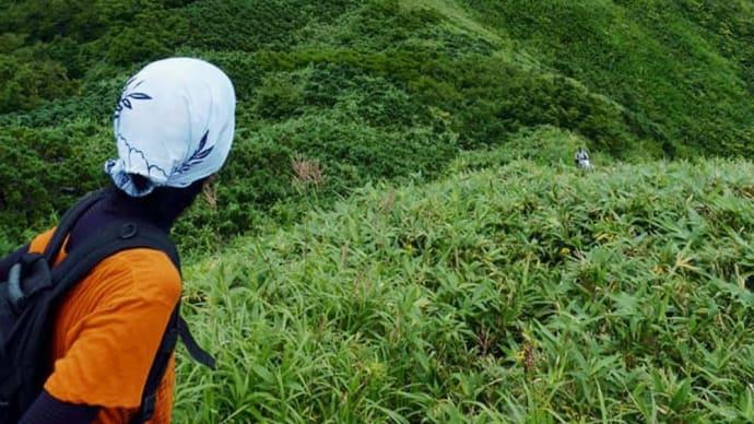 大平山(おびらやま)・北海道①思い出登山