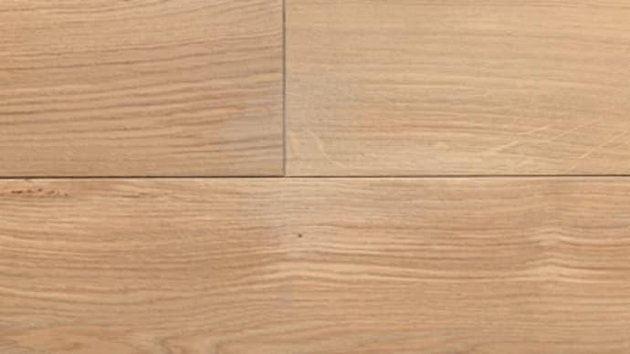 素敵な色合いで床暖房仕上げにも対応しています/オスモカラー塗装フローリング