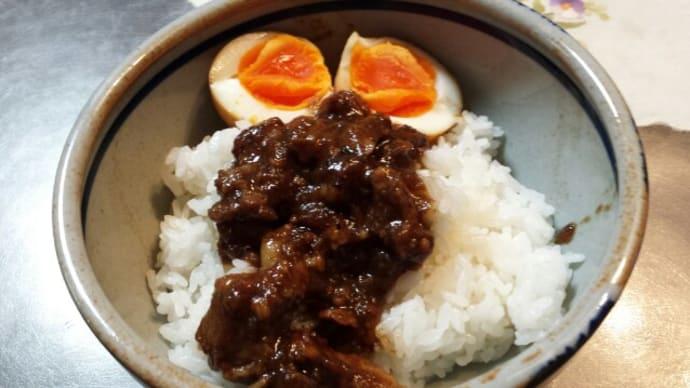 台湾風肉味噌(ルーローファン)