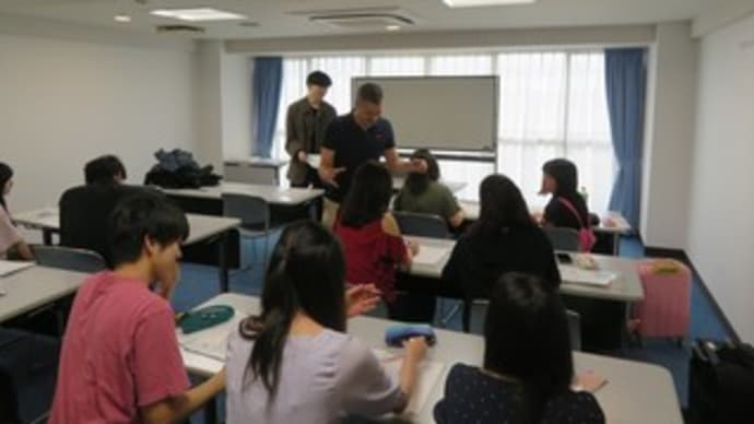 English Camp in July No.1