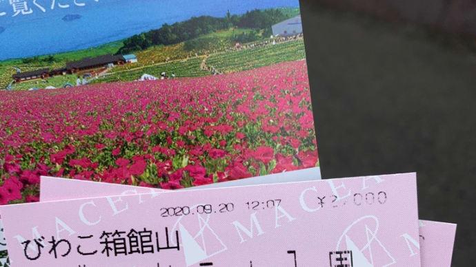 箱館山で自然に触れて琵琶湖のいいところ再発見