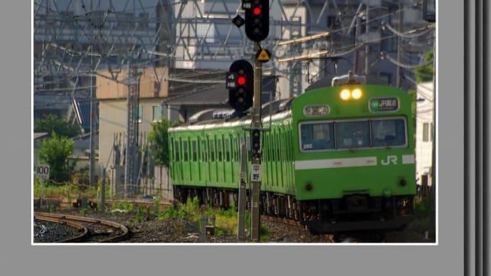 JR関西本線(大和路線)・JR難波行き