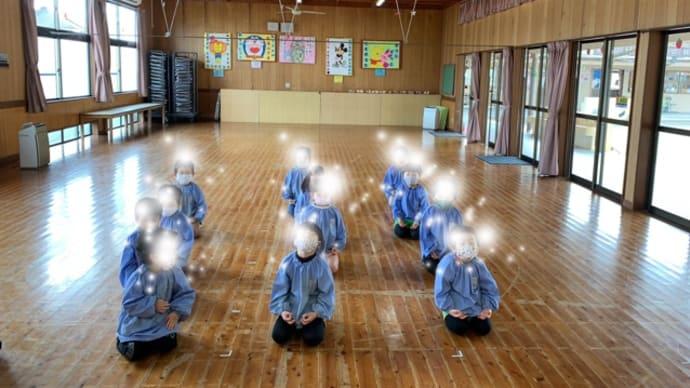 幼稚園ヨガ教室