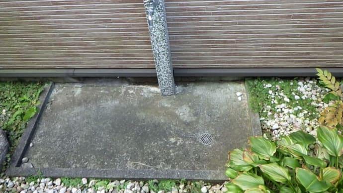 水栓柱付近での水漏れ修理・・・千葉市