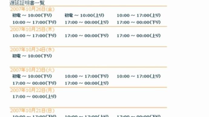 小田急線日中の慢性遅延問題を考える