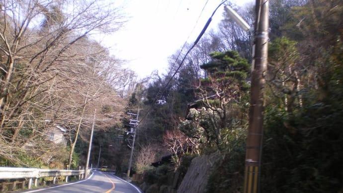 京都より山中越え