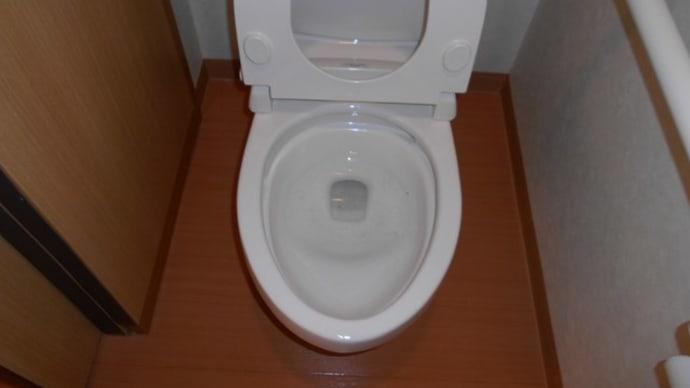 ローポンプを使ってトイレ詰まり修理・・・千葉市