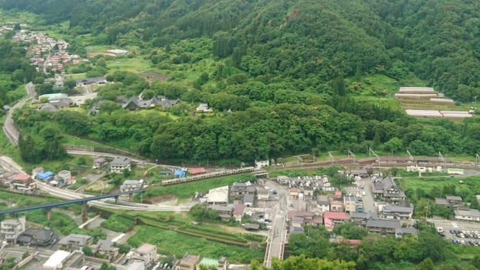 山寺の石段1015段を歩く