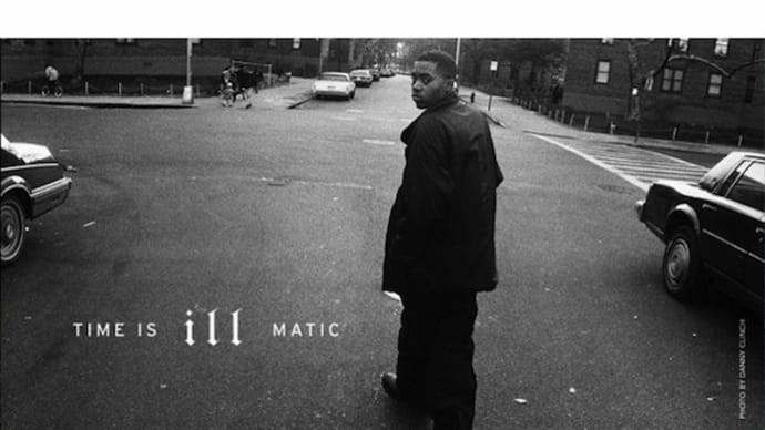 NAS『TIME IS ILLMATIC』