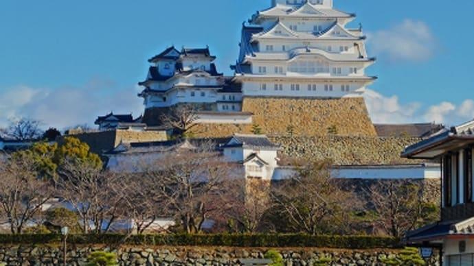 今日の姫路城 (2015.3.10)