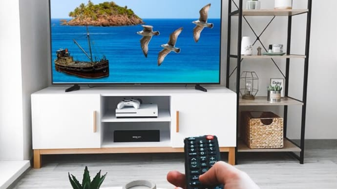 テレビの分波器と分配器