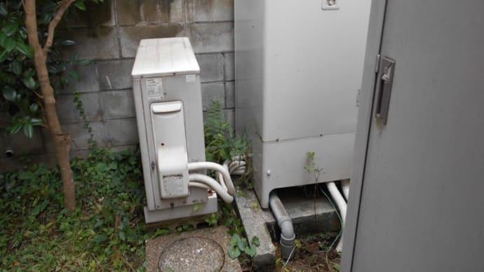 TSキャップで水漏れ・・・千葉市