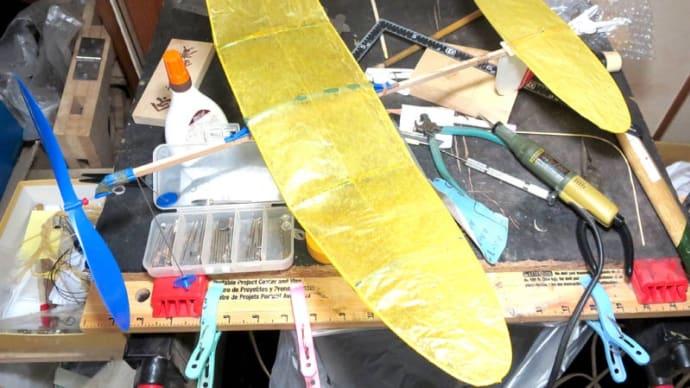 模型飛行機 改造 3