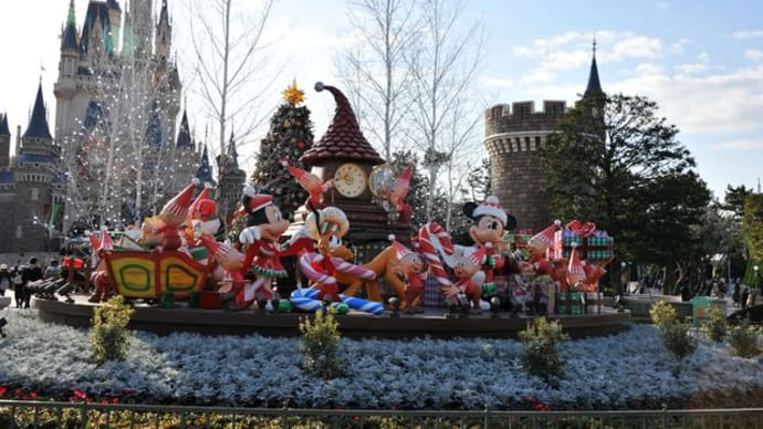 Xmas and New Year in TDR