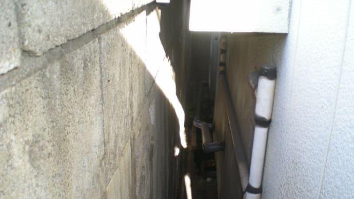 水道管の配管を新しく・・・・・千葉市