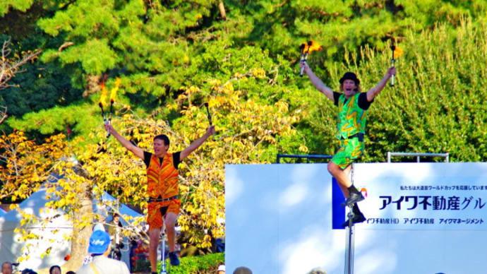 大道芸ワールドカップin静岡2018(2)