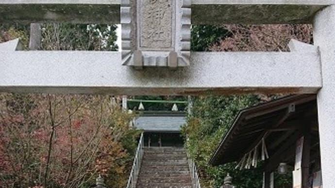 鍬渓神社 小野市