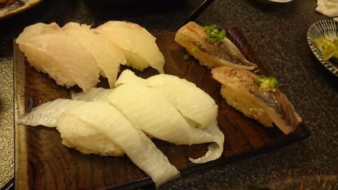 歌舞伎町のど真ん中で寿司食べ放題