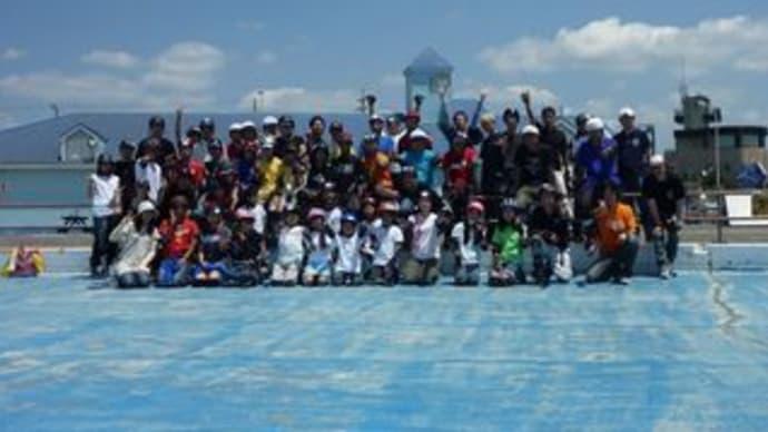 鵠沼インラインスケートミニフェスティバル