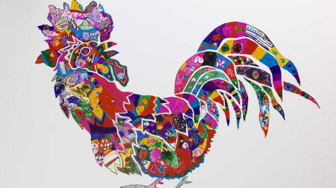 越木岩神社「森の中の絵画展」PART1