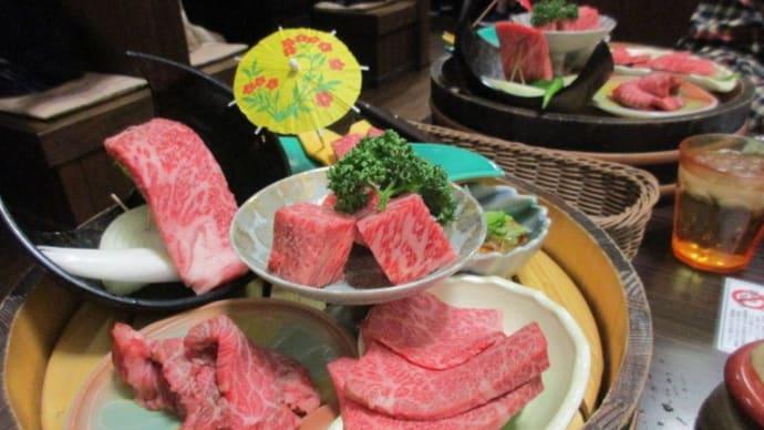 伊勢志摩旅行 3 焼肉 長太屋の松阪牛