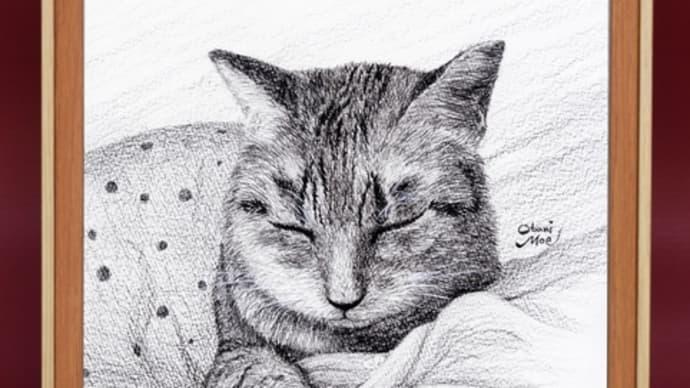 ペットやその他ご希望のオリジナル描画作品(人物画等)のオーダーを承り