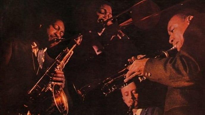 ジャズが一番幸せだった夜 ・・・・・MONDAY NIGHT AT BIRDLAND