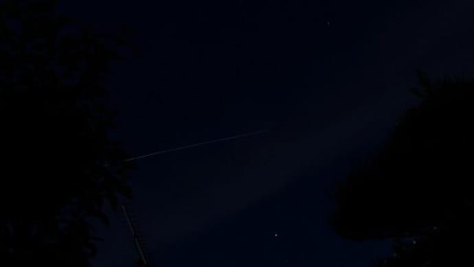国際宇宙ステーション きぼう(2019.9.19)