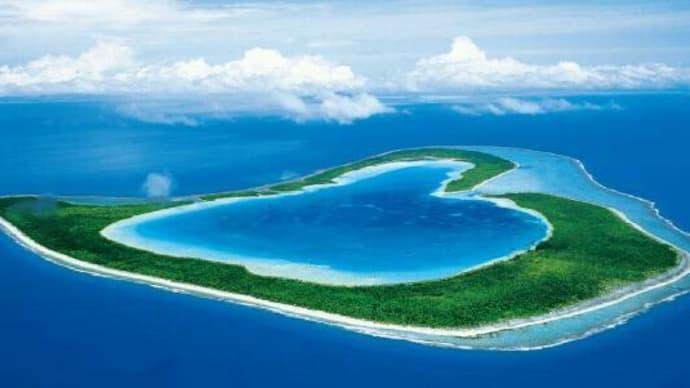 ツバイ島 タヒチ