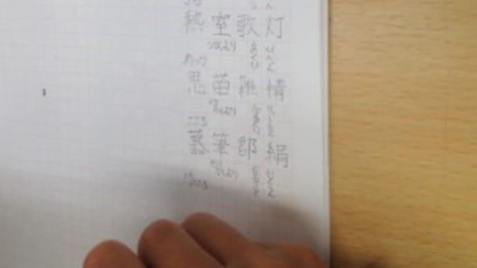 漢字・語句・語彙力