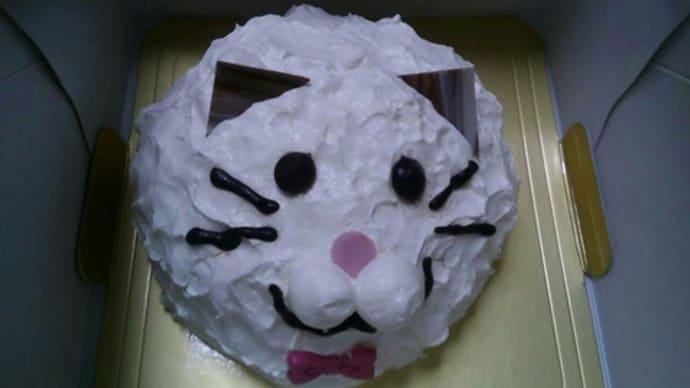 ☆猫のミルフィーユケーキ