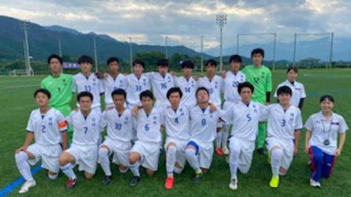 夏季3年生メモリアルCup(サッカー部)
