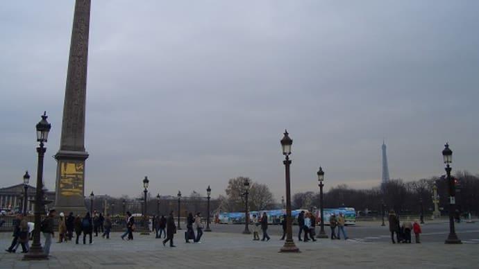 添乗後記~故郷を離れパリの街で何を思う