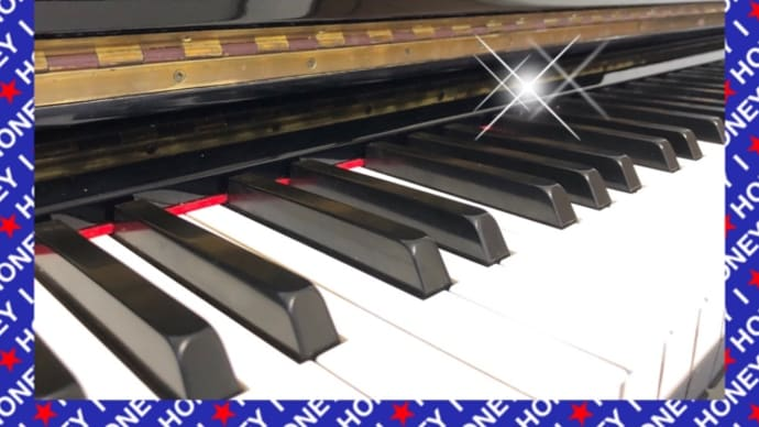 ピアノの中を探検!&面白い川柳