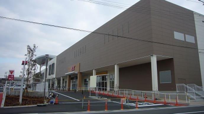 ロックシティ姫路 もうすぐオープン。