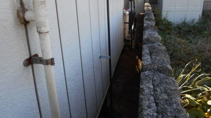 給水給湯配管のやり替え工事・・・千葉市