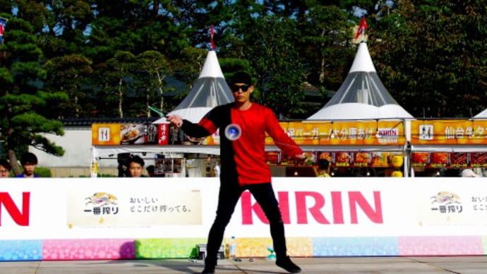 大道芸ワールドカップin静岡2018が開幕