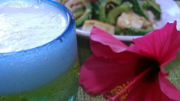 残暑の中で味わう沖縄料理