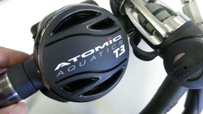 アトミック(ATOMIC)製レギュレーターは水洗いの仕方に注意