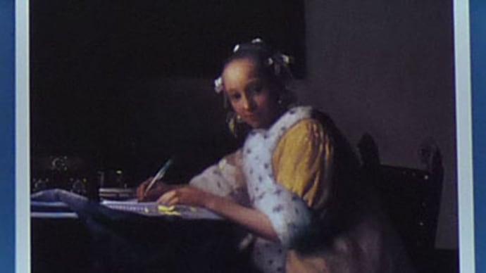 『フェルメールからのラブレター展』17世紀オランダ絵画から読み解く人々のメッセージ 京都市立美術館