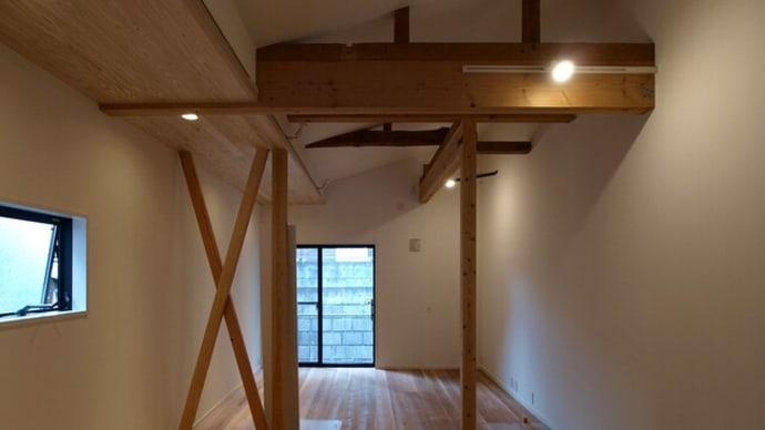生田の家リノベ-ほぼ完成写真1