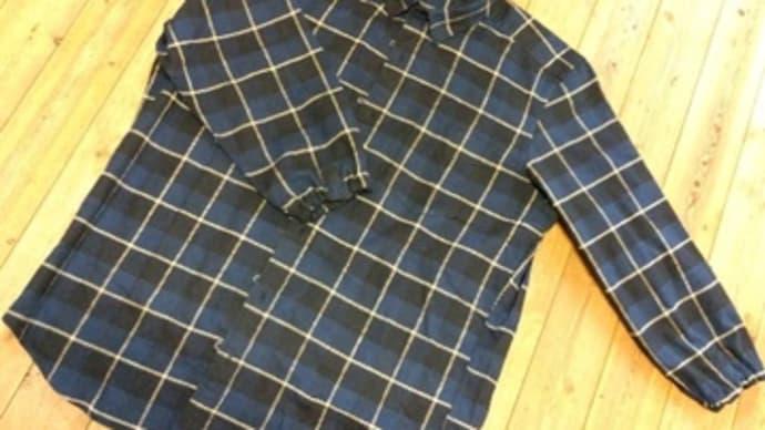 冬用のカラー専用シャツ